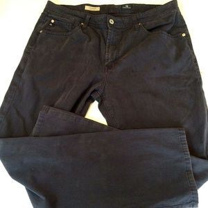 AG Adriano Goldschmied Men's Navy Pants Size 36X34